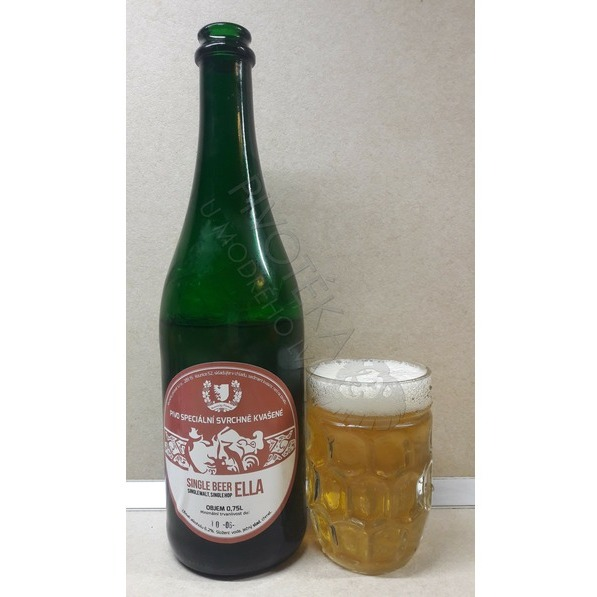 Kounice Ella 14° Single Beer