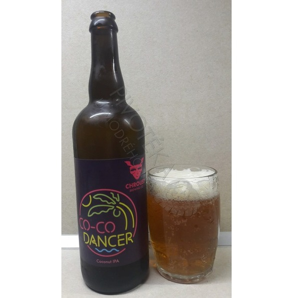 Létající Chroust Co-Co Dancer IPA 15°