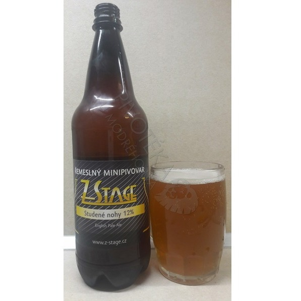 Z-Stage Studené nohy 12° English Pale  Ale