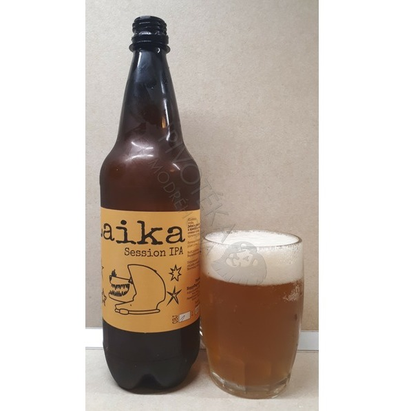 Hoppy Dog Laika Session IPA  1l