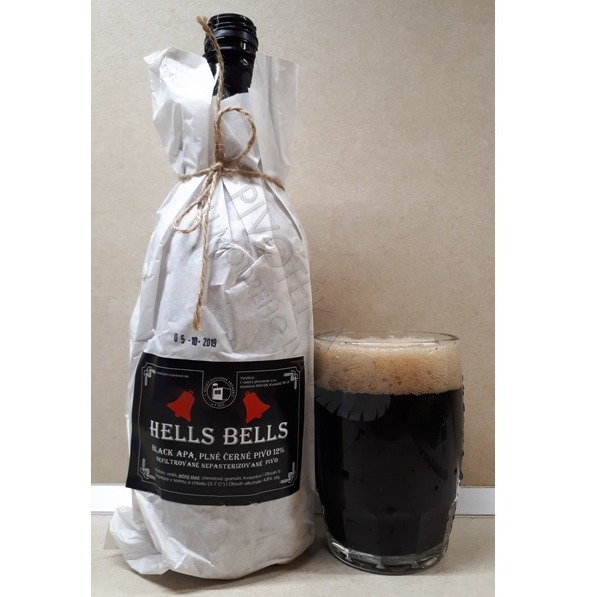 Hells Bells Black APA  12°