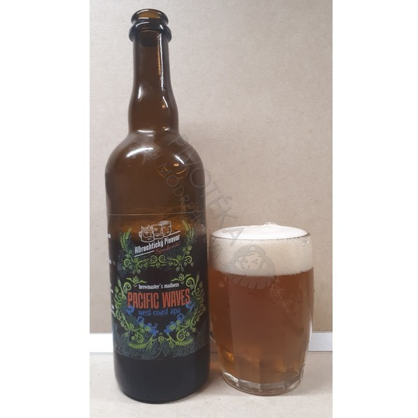 Albrechtický Pacific Waves west coast apa 12°