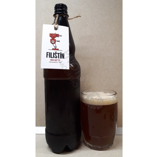 Filištín Red Ale 13°