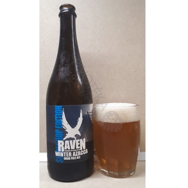 Raven Winter Azacca IPA 17°