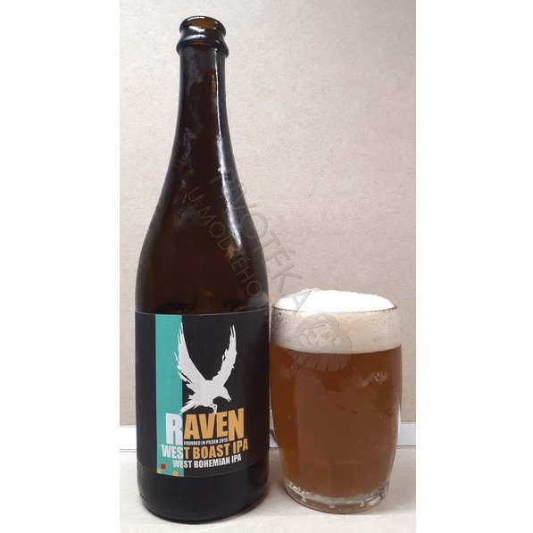 Raven West Boast IPA