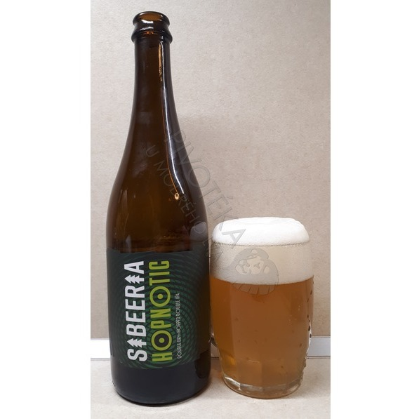 Sibeeria Hopnotic Dry Hopped Double IPA, 18.1°