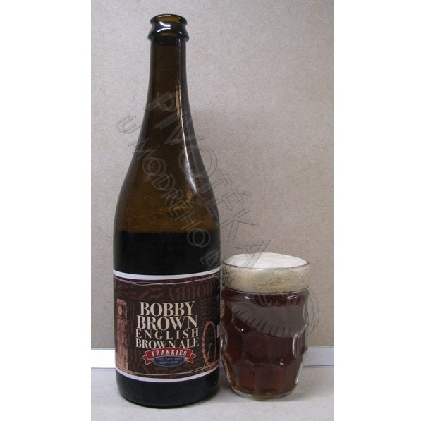 Frankies Bobby Brown English Brown ale