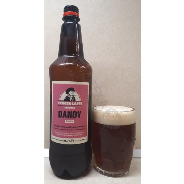 Dandy Red IPA