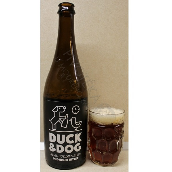 Duck&Dog Midnight bitter
