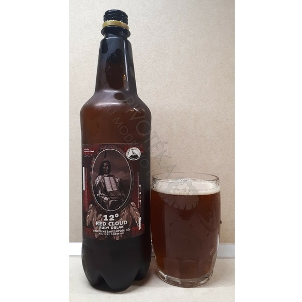 Red cloud 12° am. amber ale
