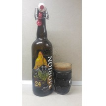 Albrecht Morion Imperial stout 24°