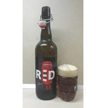 Albrecht Red IPA 15°