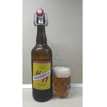 Hendrych Single Hop Czech IPA 0,75l