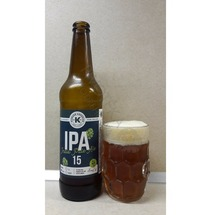 Urban india pale ale 14° 1l