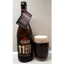 Malešov Irish Red Ale 11° 0,75l