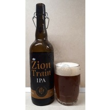 Kozi Zion Train IPA 17,2° 0,75l