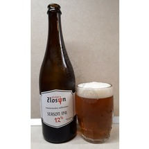 Zlosin Season IPA 12°