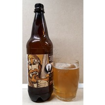 Nomád Warrior 11° American Pale Wheat 1l