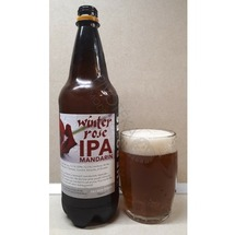 Winter Rose IPA Mandarin The Roses 12,3° 1l