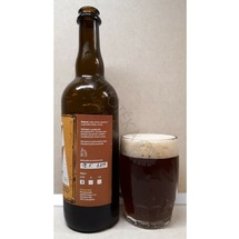 Dejf Electrico Red and Rye IPA 15° 0,75l