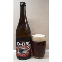 War Brewery D-Day Red IPA 15°