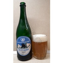 Kounice Kazbek single beer 15°