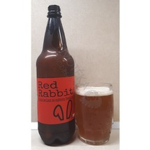 Hoppy Dog Red Rabbit Dunkelweizen 12°