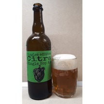 Hoppy Dog Citra Single Hop Ale
