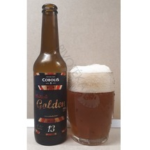 Cobolis British Golden Ale 13°