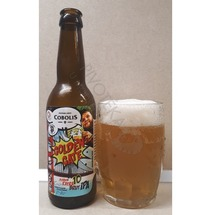 Cobolis Golden Gate Session Extra Bruit IPA 10°