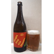 Single Hop Ale  Mosaic 12° Mad Cat