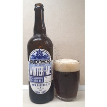 Rudohor Winter Red Ale 13° sklo