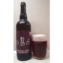 Létající Chroust Plum & Sour Cherry Smoothie Sour