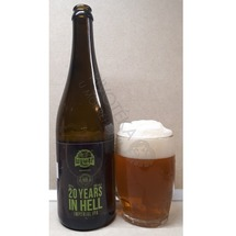 Wywar 20 Years in Hell Imperial IPA 20°