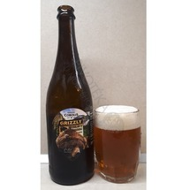 Cobolis Grizzly imperial IPA 18° 0,75l