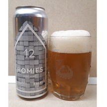 Zichovec & Falkon Homies DDH Lager 12°