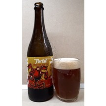 Clock Twist 14° red IPA