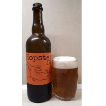 Hoppy Dog Hopster IPA 15°
